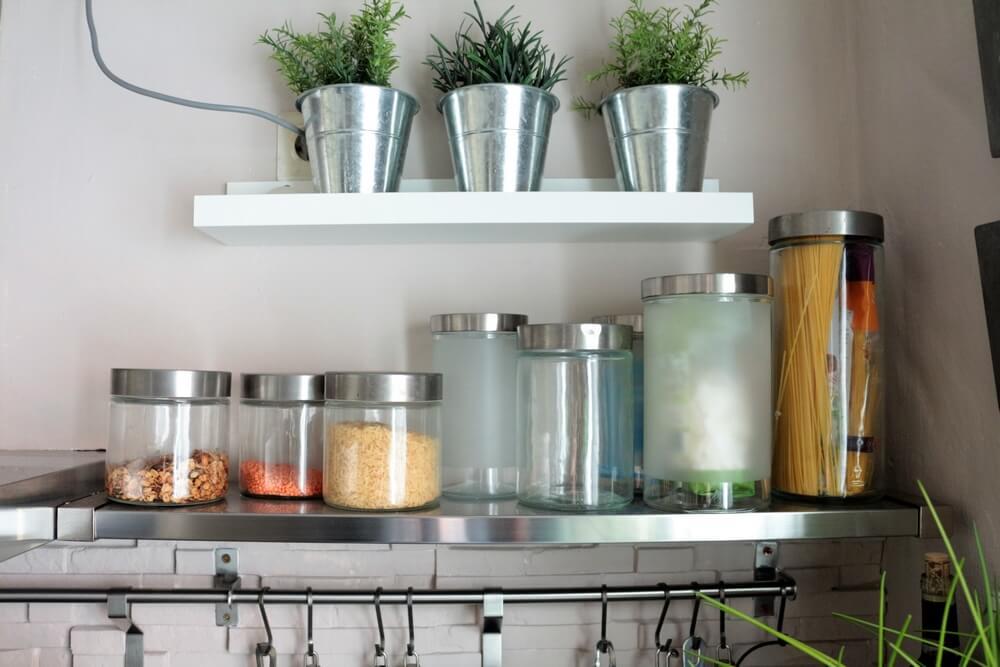 Mix it up: Offene Regale für die Küche ⋆ lifetimespirits
